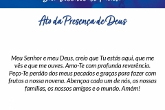Ato da Presença de Deus
