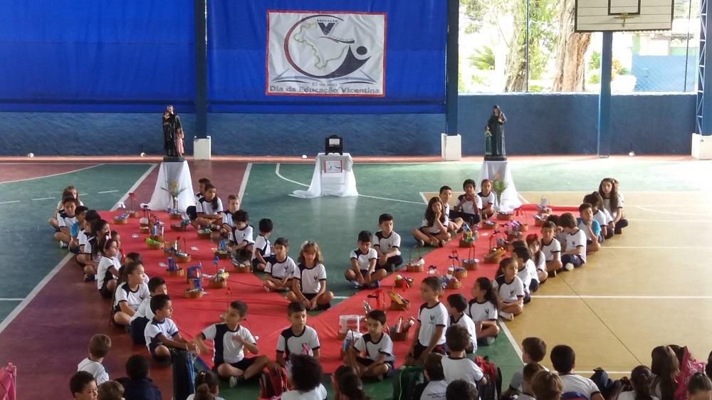 Dia da Educação Vicentina
